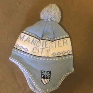 Accessories - Manchester City Winter Hat -Unisex c52e4c21c2f